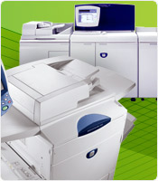 DM implements Office Supplies such as the Xerox Printer